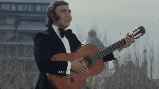 Peret representó a España en Eurovisión «a la fuerza». El Régimen le amenazaba si no iba y la oposición si iba
