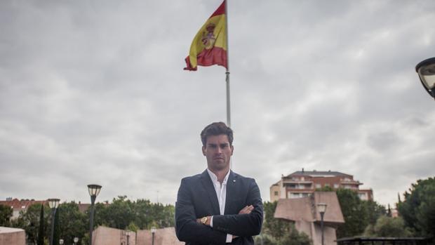 Rubén Pinar, en Colón