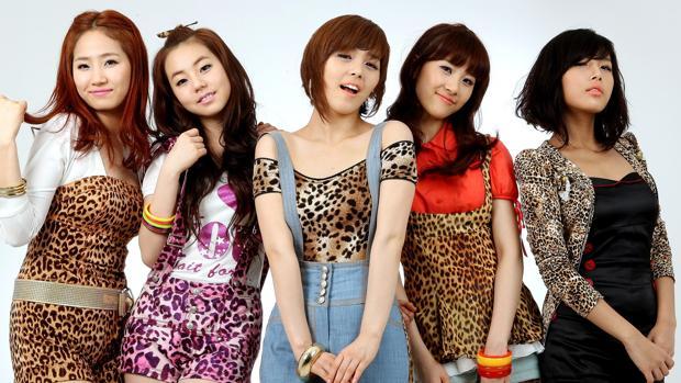 Las Wonder Girls, que vendieron 9,5 millones de copias en todo el mundo con su bombazo «Nobody»