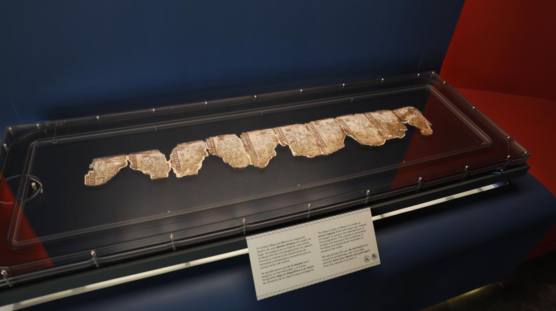 Los secretos de los mayas, al descubierto en el códice más antiguo de América