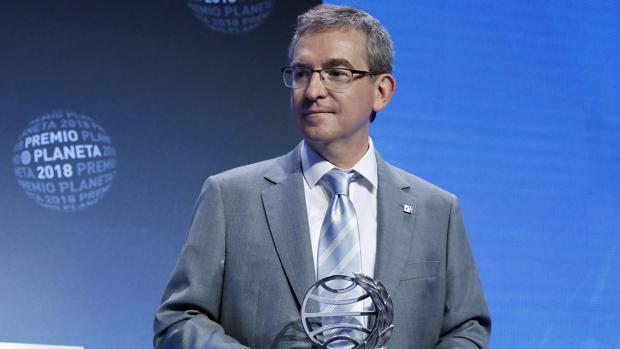 Santiago Posteguillo lleva el premio Planeta a la antigua Roma