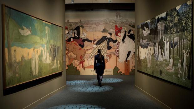 Una exposición evoca en Barcelona el espíritu creativo del París de finales del siglo XIX