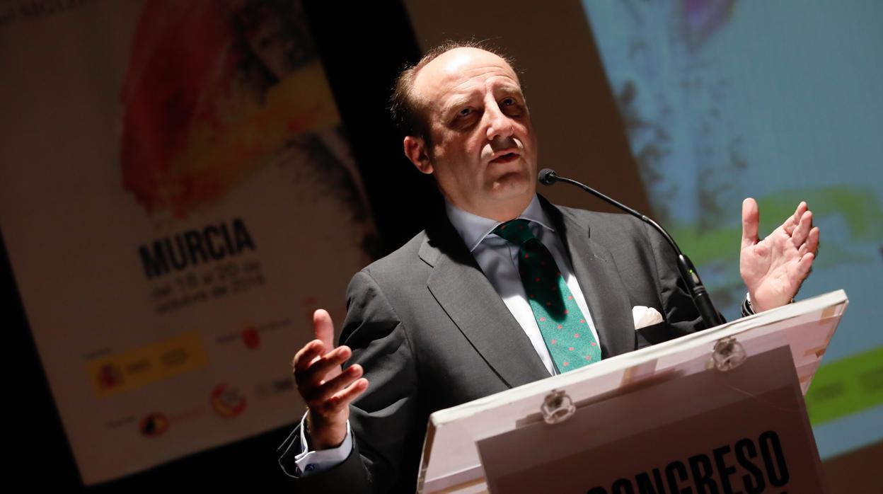 Joaquín Moeckel: «La mejor defensa de la Fiesta no es la jurídica, sino la de la afición, la pureza y el toro»