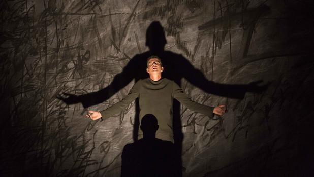 Philippe Jaroussky, en una escena de «Only the sound remains»