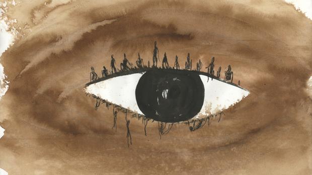 Ilustración de Miquel Barceló para «Fausto» de Goethe