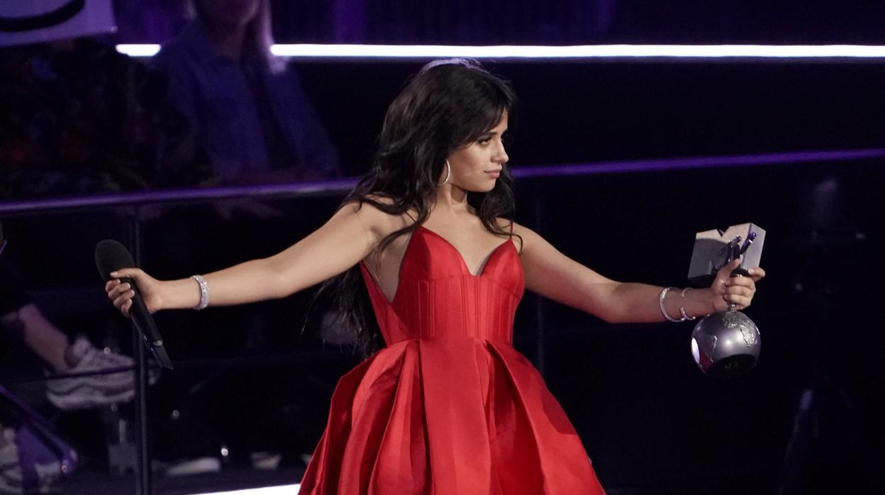 El topicazo sobre España más surrealista lo ha dicho Camila Cabello, la triunfadora de los MTV
