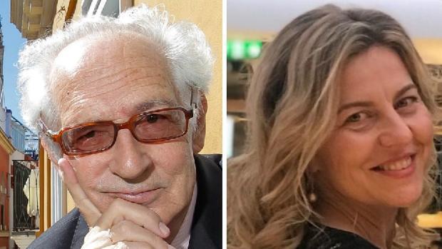 Andrés Amorós y Rosario Pérez