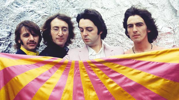 La leyenda del álbum cuenta que hubo roces entre John, Paul, George y Ringo, pero esta reedición lo contradice