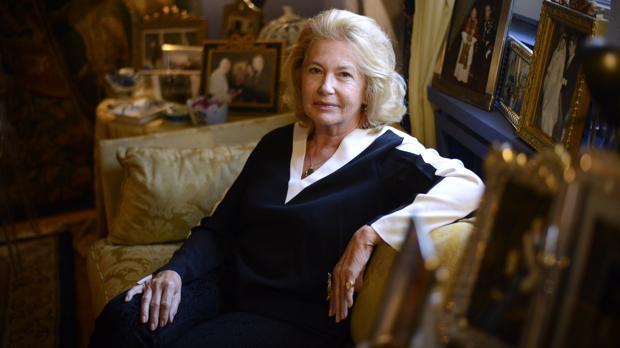 La escritora y pintora Pilar de Arístegui