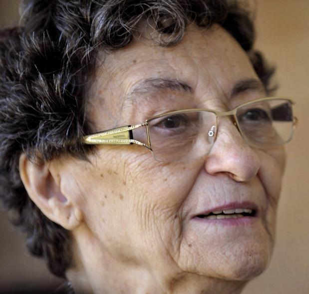 Francisca Aguirre: «Este mundo no está bien organizado porque a muchas mujeres que piensan muy bien no les dejan pensar»