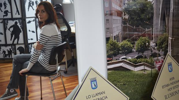 Tal día como hoy, Diana Larrea