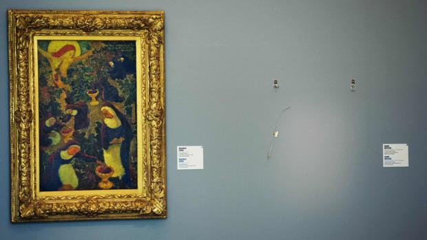 Recuperan un Picasso desaparecido en uno de los robos más espectaculares de la historia