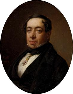 «Carlos Ortiz de Taranco», de Federico Madrazo y Kuntz