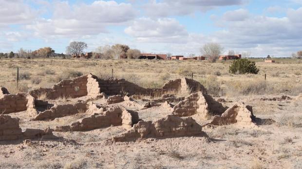 Enclave Histórico de Coronado, donde se han producido los hallazgos