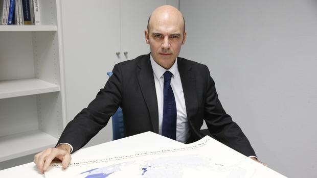 Álvaro Durántez, autor de «Iberofonía y Paniberismo»