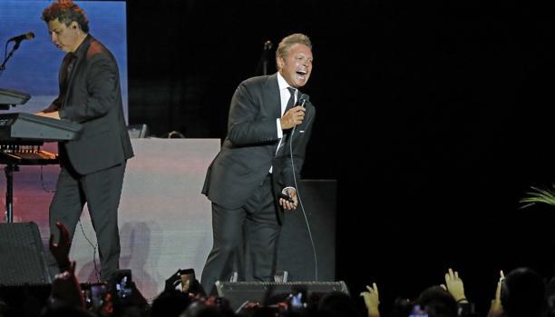 El cantante Luis Miguel en una foto de archivo