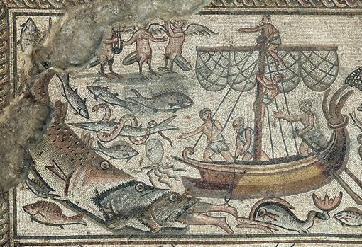 La escena de Jonás, al completo
