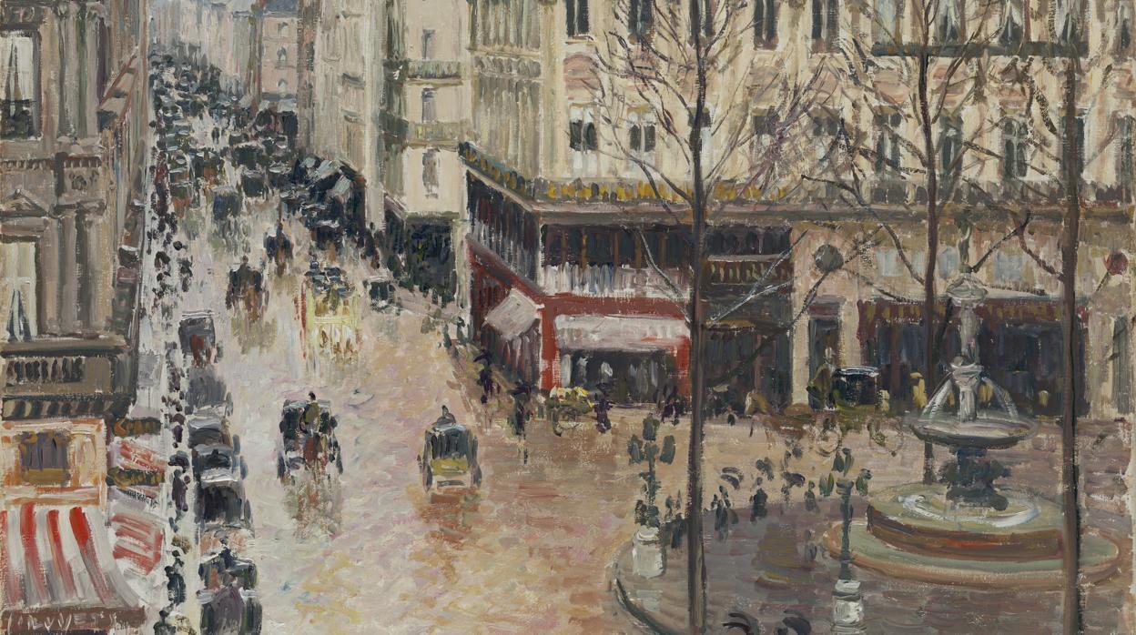 El futuro del Pissarro con pasado nazi del Thyssen, cerca del fin