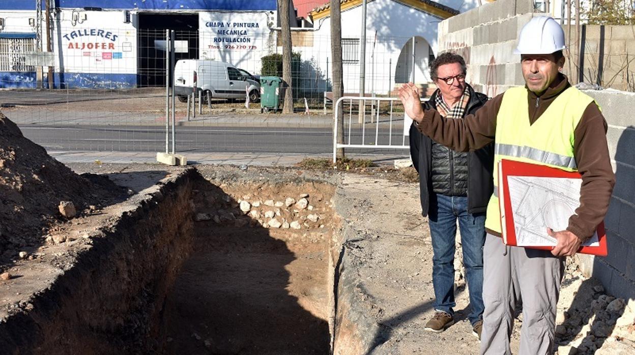 Los misteriosos restos hallados en la plaza de toros de Ciudad Real