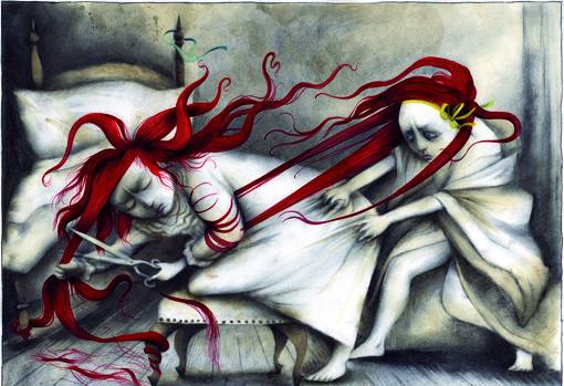 «Sorelle», de Ana Juan