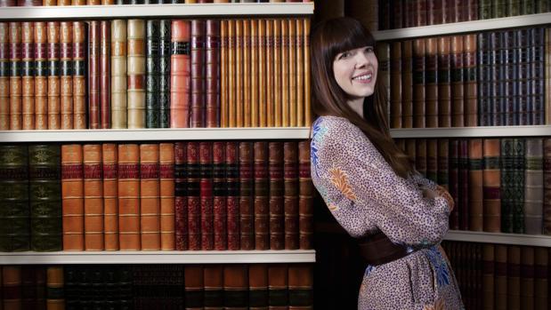 La escritora australiana Kate Morton