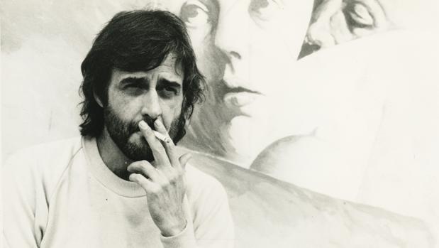 Luis Eduardo Aute, en una imagen de 1985