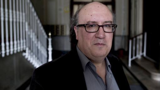 El crítico y escritor Andrés Ibáñez