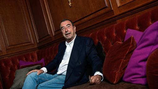 El oscarizado cineasta y escritor José Luis Garci