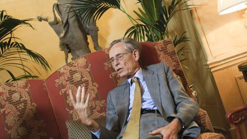 El historiador británico John Elliot