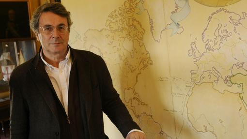 El escritor madrileño Andrés Trapiello