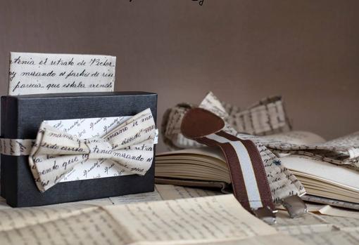 Algunos de los productos de «Queridos todos», firma de David Catá