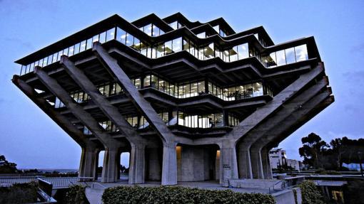 Biblioteca Geisel (San Diego, Estados Unidos)