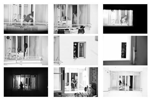 Imágenes del proyecto «Los vecinos de enfrente»