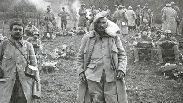 Manuel Azaña, testigo de los horrores de la I Guerra Mundial en Francia