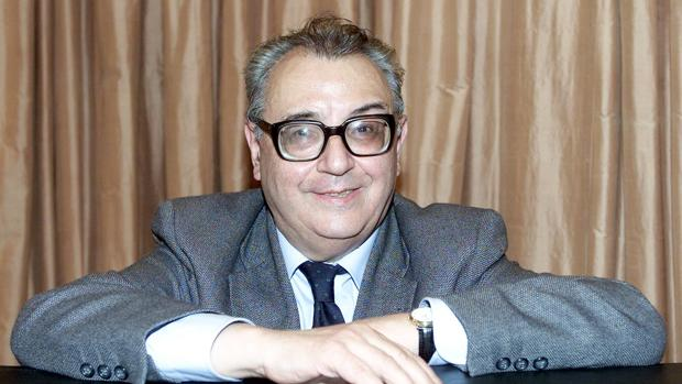 El músico catalán Joan Guinjoan