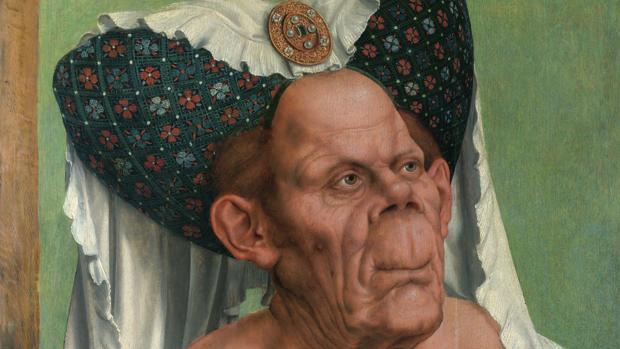 «La duquesa fea», del pintor flamenco Quentin Massys