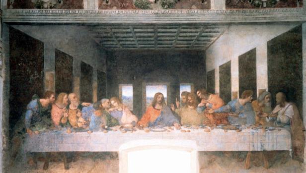 «La última cena», la obra maestra de Leonardo da Vinci