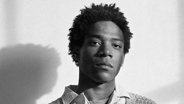 Jean-Michel Basquiat, en 1984