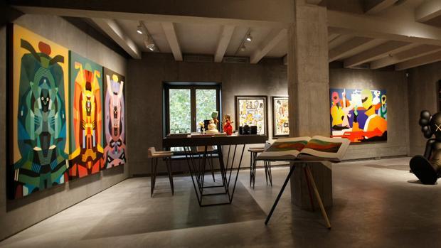 ¿Quién compra arte en España?