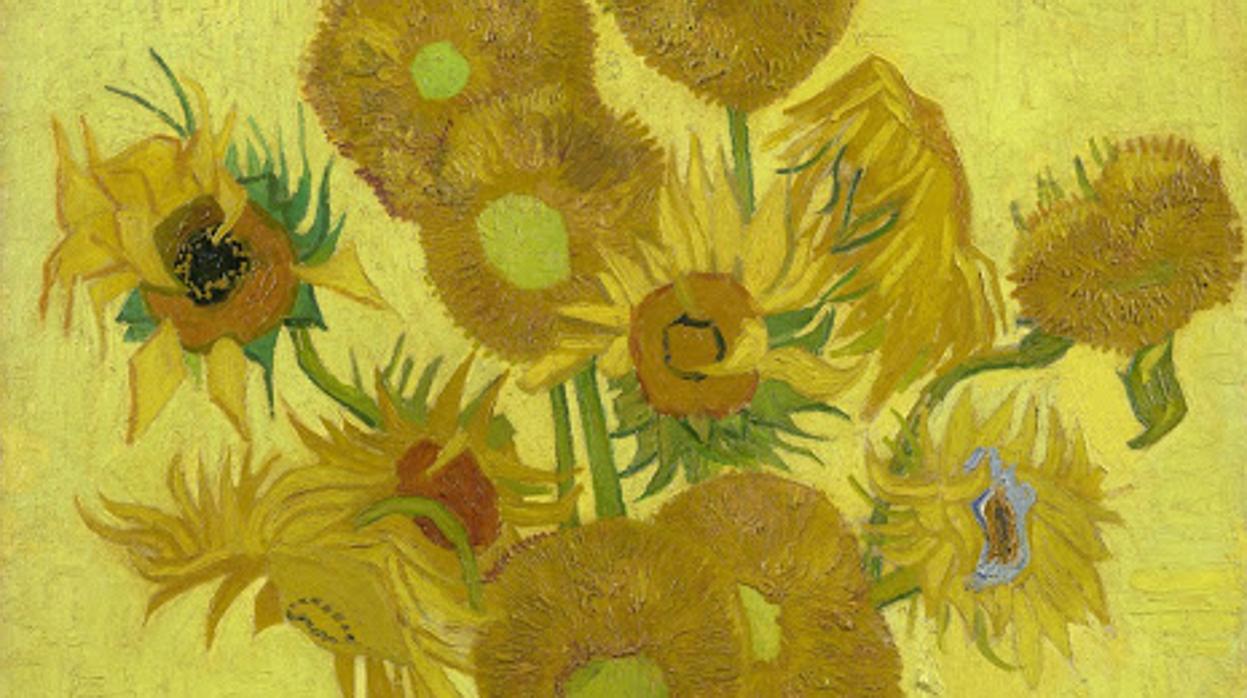 Holanda restaurará «Los girasoles» de Van Gogh