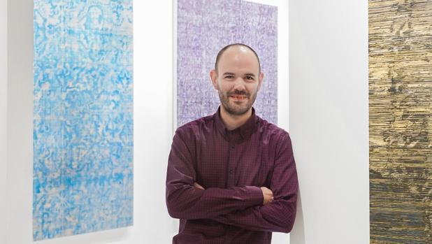 Federico Miró: «Reacciono a lo tecnológico sumergiéndome en lo físico de lo pictórico»