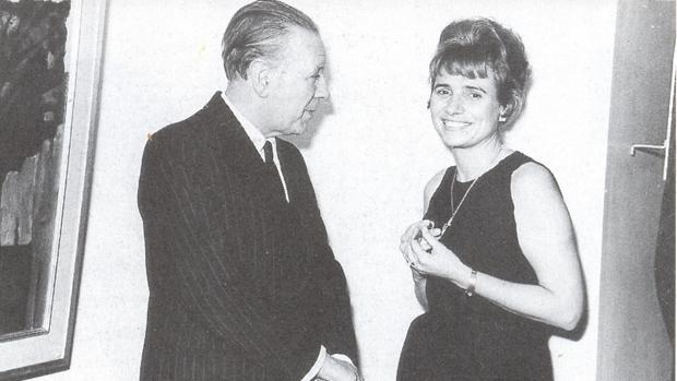 Borges. con María Esther Vázquez