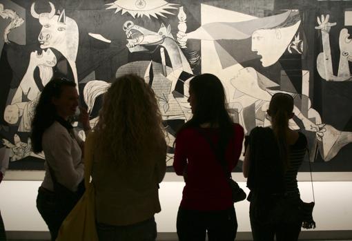 El «Guernica», de Picasso, estrella del Museo Reina Sofía