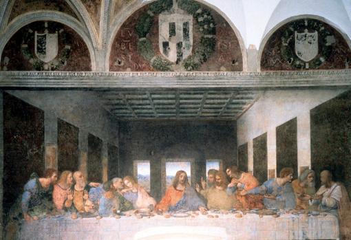 «La Última Cena», de Leonardo