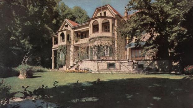 Palacio de la finca