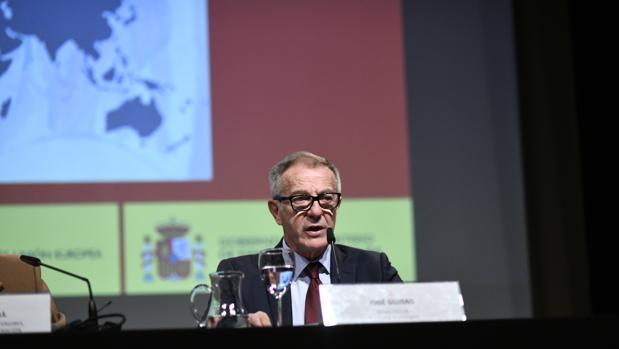 El ministro de Cultura José Guirao