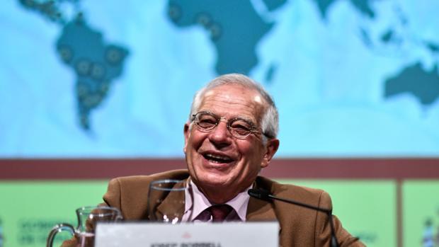 El ministro de Exteriores Josep Borrell