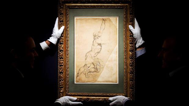 Récord para un dibujo de Rubens, vendido por 8,2 millones de dólares