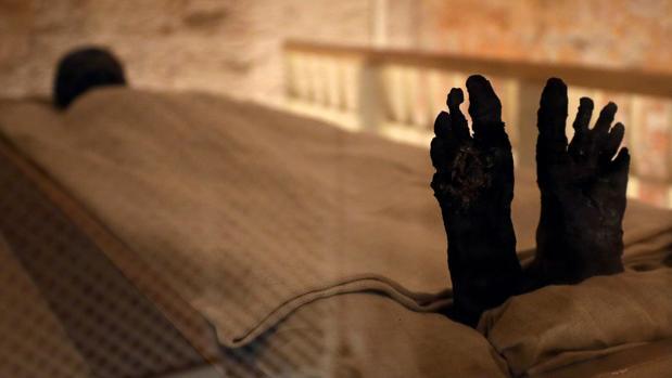 Egipto se planteará reducir a 25 las visitas diarias a la tumba de Tutankamón