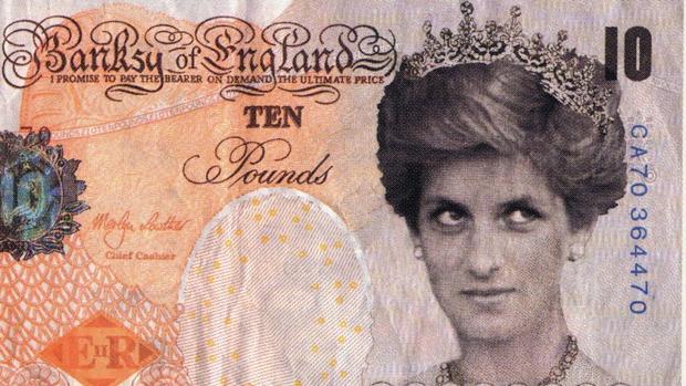 El Museo Británico compra una obra de Banksy